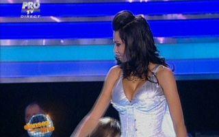 """Nicoleta Luciu, sexy la """"Dansez pentru tine"""""""