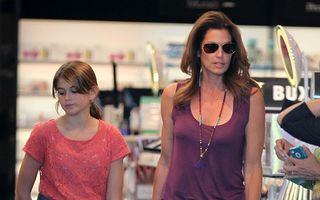Cindy Crawford și fata ei: așa mamă, așa fiică
