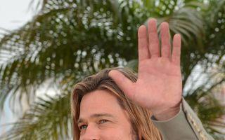 Brad Pitt dă bani pentru căsătoriile gay