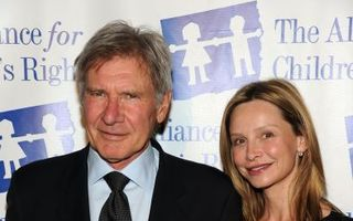 Harrison Ford şi Calista Flockhart, doi pensionari fericiţi