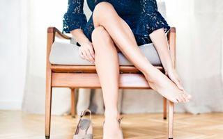 5 trucuri ca să-ţi faci picioare sexy chiar dacă nu le ai perfecte