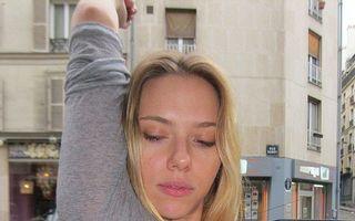 Scarlett Johansson are un nou tatuaj: Vezi ce şi-a făcut!