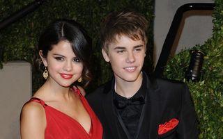 Justin Bieber s-a despărţit de Selena Gomez