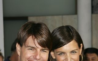 Katie Holmes și Tom Cruise, împreună de dragul fetiței