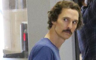 Matt McConaughey a ajuns o umbră