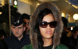 Rihanna și-a luat lenjerie de lux în Paris