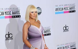Gabarit depășit: Christina Aguilera a scăpat kilogramele de sub control