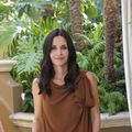 Courteney Cox, în costum de baie