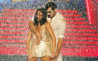"""Nicoleta Luciu, striptease la """"Dansez pentru tine"""""""