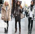 Modă: Cum să te îmbraci pe frig şi să rămâi la fel de sexy