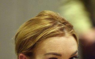Lindsay Lohan, arestată pentru agresiune