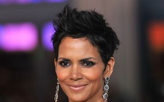 Halle Berry, pace după bătaie