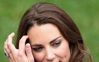 Kate Middleton este însărcinată!