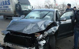 România mondenă: 5 vedete care au fost implicate în accidente auto