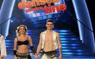 """Roxana Ionescu, mai bună ca Luciu la """"Dansez pentru tine"""""""