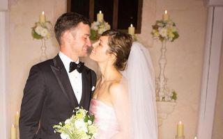 Hollywood: Nunţile anului 2012. Vezi ce cupluri au mers la altar!