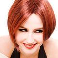O nouă culoare de păr la modă. Se poartă roşcatele!