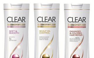 CLEAR Damaged & Colored Hair Repair