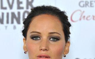 Jennifer Lawrence, cea mai dorită femeie din lume