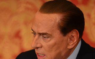 Berlusconi s-a logodit cu o prezentatoare