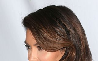 Kim Kardashian, cum rar o vezi