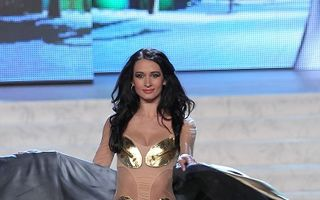 Cum s-a prezentat România la Miss Universe 2012