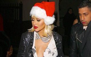 Christina Aguilera, la 32 de ani: cum s-a îmbrăcat de ziua ei
