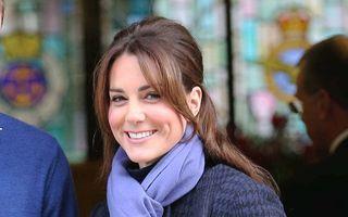 Kate Middleton, Crăciun la mama acasă