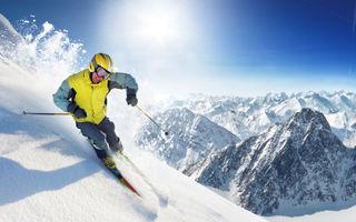 8 sfaturi ca să schiezi fără să te accidentezi grav. Află ce trebuie să faci!