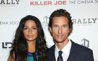 Matthew McConaughey e din nou tătic