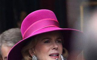 Nicole Kidman, în rolul prinţesei Grace Kelly