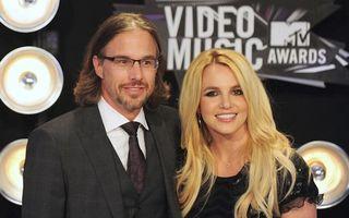 Britney Spears s-a despărţit de Jason Trawick