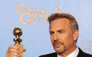 Globurile de Aur 2013: Kevin Costner a mulţumit României