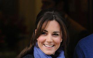 Kate Middleton va naşte în iulie