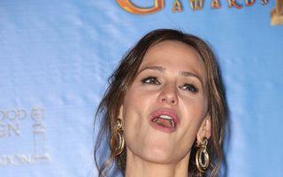 Jennifer Garner, la un pas de dezastru