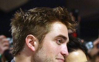 Robert Pattinson s-a despărţit iar de Kristen Stewart