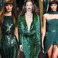 Modă: Culoarea vedetă a anului 2013, verde smarald. Cum o porți!