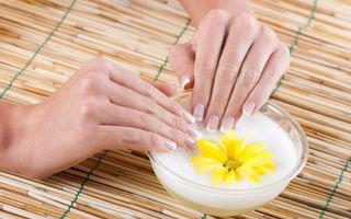 7 soluții care să-ți întărească unghiile