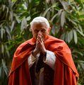 Papa Benedict al XVI-lea demisionează