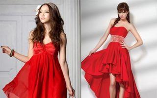Modă: Ce rochie să-ți alegi pentru Valentine's Day. Cum să-l impresionezi!