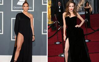 Hollywood: 10 vedete sexy care au strălucit la Premiile Grammy şi BAFTA