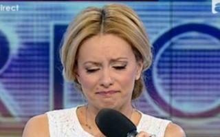 Lacrimi la TV: Cine plânge pentru audienţă? 7 vedete care jelesc în emisiuni