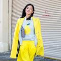 Cum s-a îmbrăcat publicul la săptămâna modei de la New York