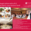Nunta de vis la Ramada Hotel & Suites Bucharest North