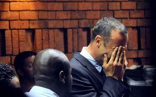 Primele declaraţii ale lui Pistorius. Cum se apără campionul paralimpic după ce şi-a ucis iubita de Valentine's Day