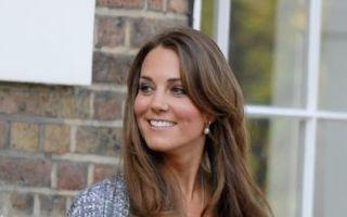 Prinţesa cu burtică: Kate, prima apariţie oficială de când e gravidă