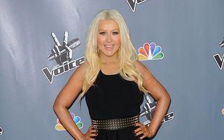 Christina Aguilera, decisă să slăbească