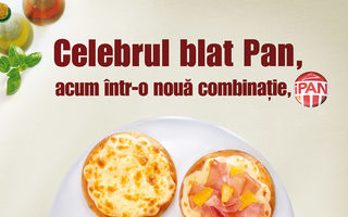 iPAN de la Pizza Hut sau 4 pizze într-o singură porţie!