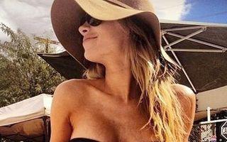Hollywood: Cele mai sexy poze postate de vedete în luna martie