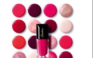 Noutati de la Guerlain: Color Laquer- culoare, rezistenta si stralucire!